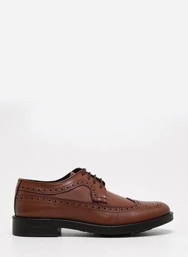 F By Fabrika Erkek Taba Klasik Ayakkabı TROYES Taba
